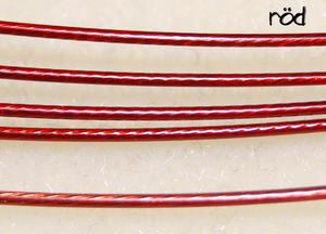 Smyckeswire med löst skruvlås