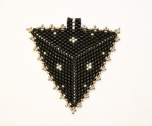 Triangel svart